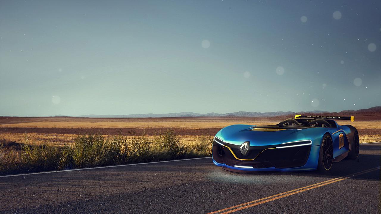 Renault Spider Concept