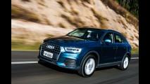 Audi Q3 começa a ser produzido no Brasil com motor 1.4 TFSI de 150 cv