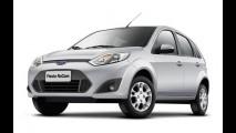 Fiesta Rocam passa a contar com airbag duplo e freios ABS de série