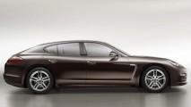 Porsche Panamera ganha edição Platinum nos EUA