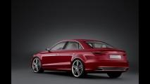 Audi apresentará A3 Sedan em abril no Salão de Xangai