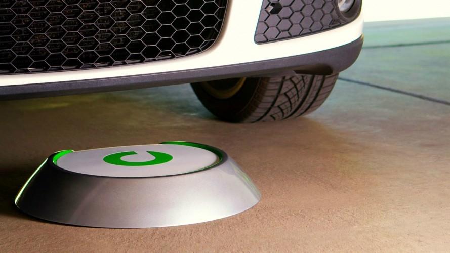 Bosch oferece carregador wireless para donos de Volt e Leaf