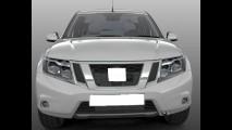 Nissan deixa escapar imagens em 3D de novo crossover derivado do Renault Duster