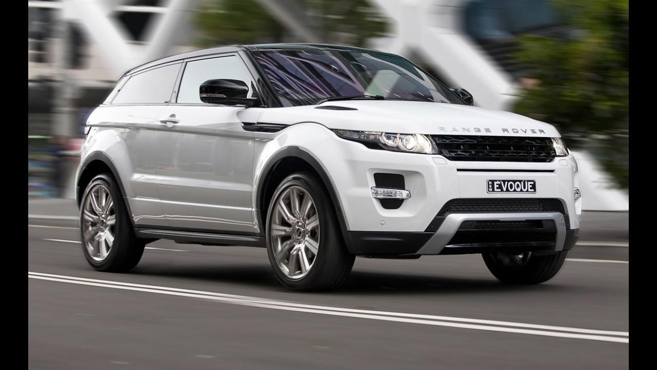 Land Rover estuda possibilidade de lançar um modelo menor que o Evoque