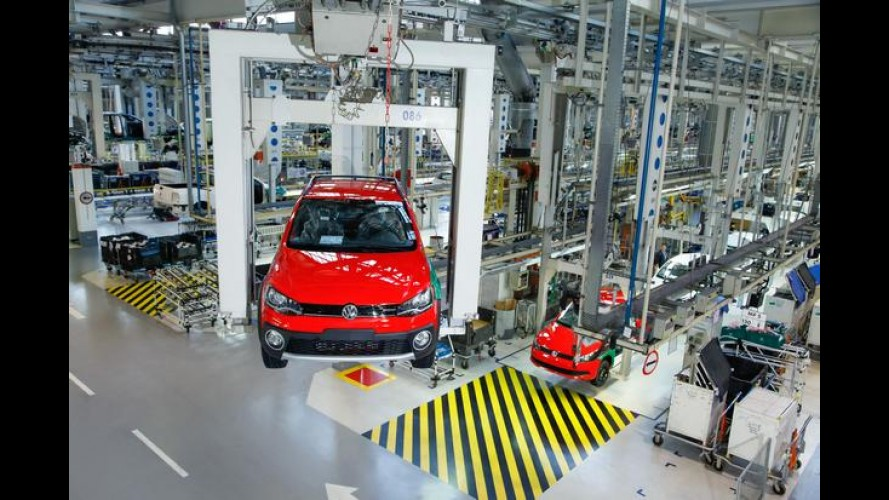 Produção de veículos recua 20,5%, mas Anfavea prevê recuperação