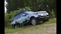 Range Rover Vogue e Sport ganharão versão híbrida em 2014