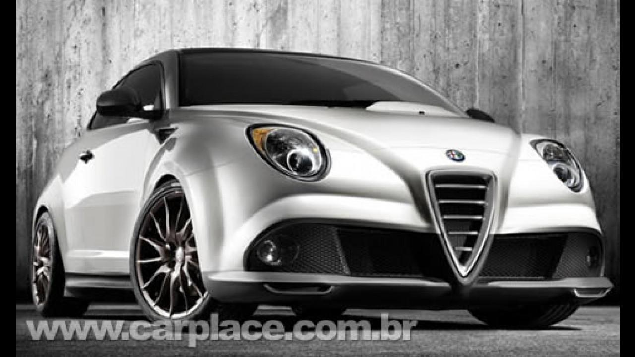 Alfa Romeo divulga vídeo do Mito GTA - Compacto tem motor turbo de 240 cv