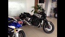 No QG da Yamaha: contato com as novas T-Max, Crosser e Fazer 150