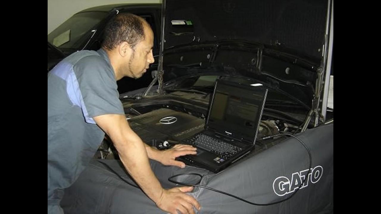 SENAI abre curso Superior de Tecnologia em Sistemas Automotivos