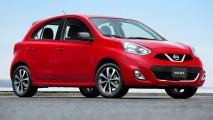 Novo Nissan March nacional chega em abril - versão de entrada não muda