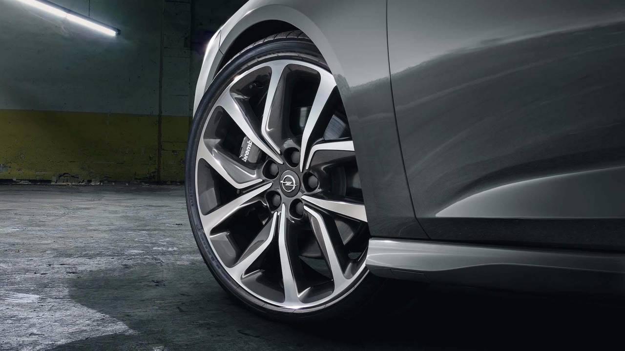 Opel Insignia GSi Nürburgring