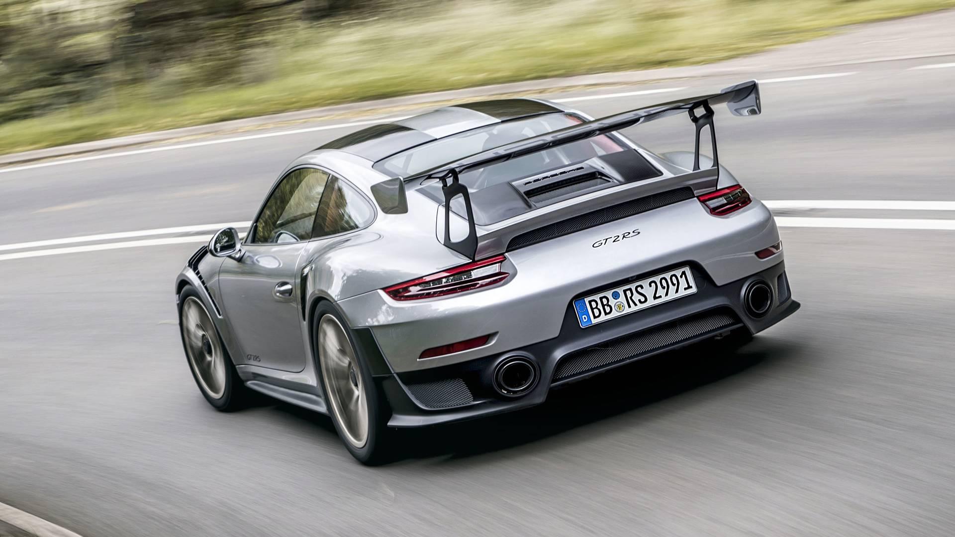 2018-porsche-911-gt2-rs-first-drive Interesting Porsche 911 Gt2 Rs Nurburgring Lap Cars Trend