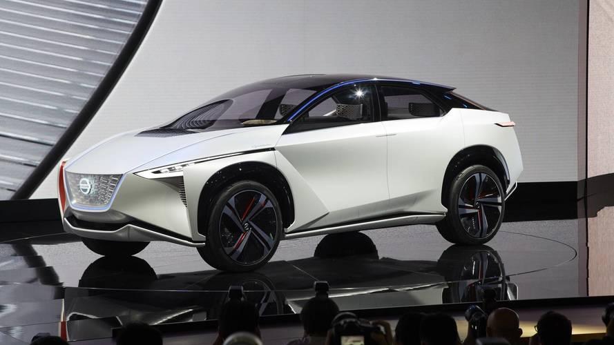 Nissan IMx Concept antecipa ousado SUV elétrico com autonomia de 600 km