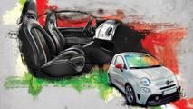 Fiat 500 Abarth 595 par Vilner