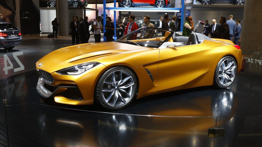 BMW promises new Z4 is not like the new Toyota Supra at all