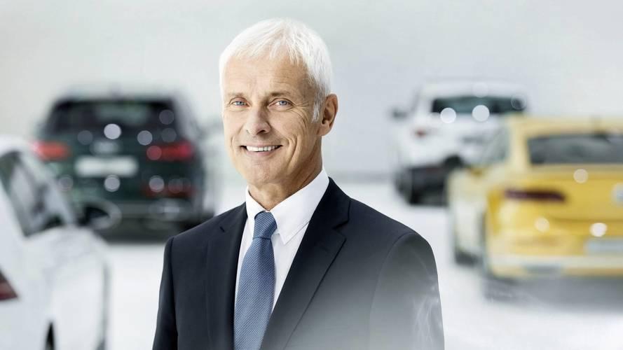 VW CEO'su Tesla'yı düşük satışları nedeniyle eleştirdi