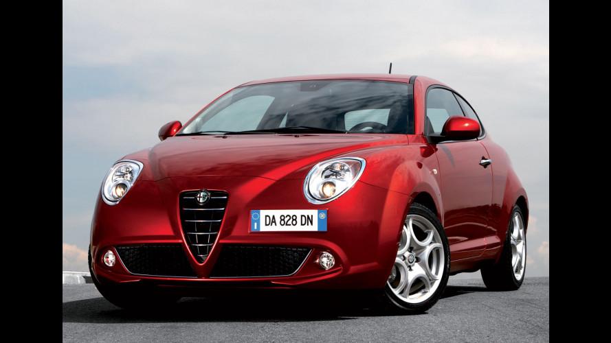 Alfa Romeo MiTo Super
