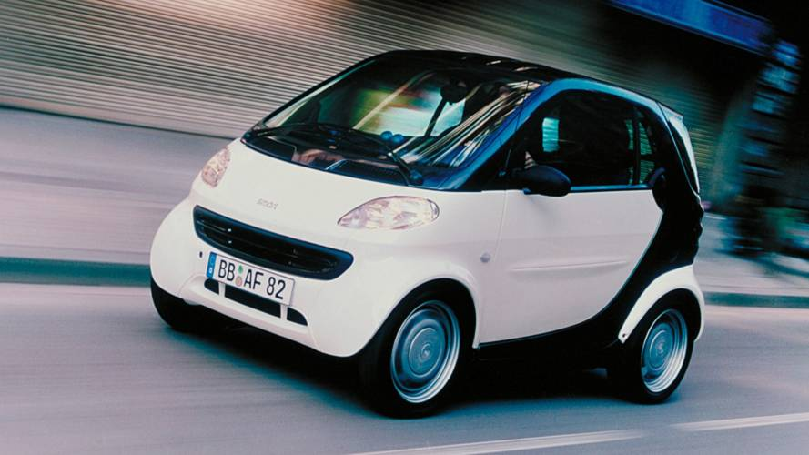 Happy birthday Smart – 20 years of the iconic two-seater