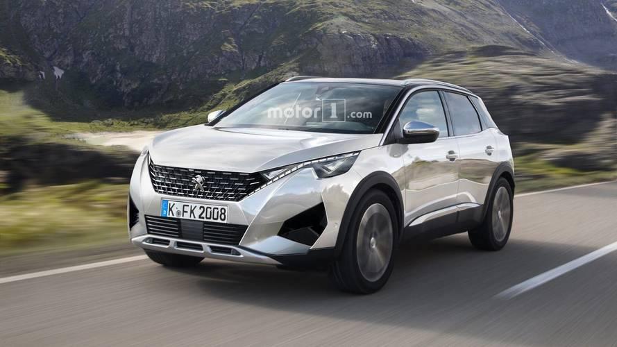 Peugeot 2008 2019, así podría lucir el SUV urbano francés