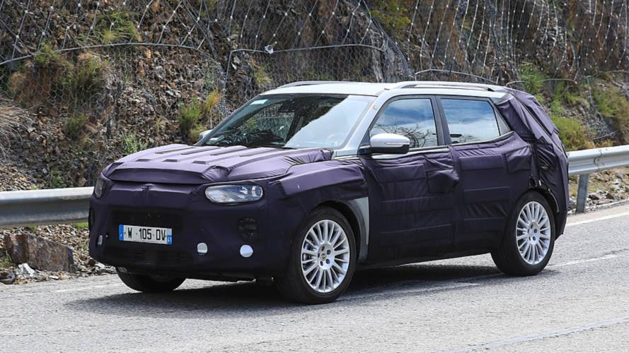 SsangYong Korando Hides All-New Design In First Spy Photos
