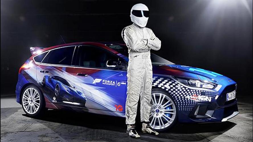 Forza Focus RS, con Stig per Motorsport 6