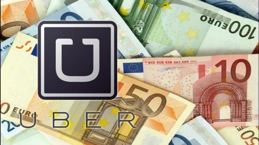 Uber: tariffe low cost e Mondiali in auto