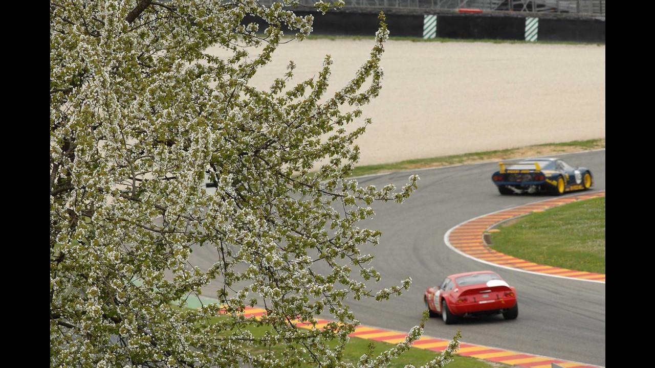 Ferrari Hystoric Challenge 2008