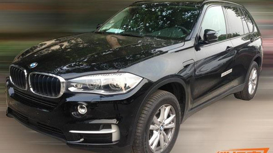 Production-ready BMW X5 eDrive spied without camo
