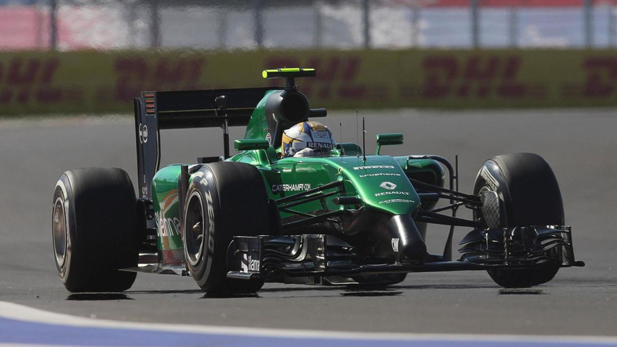 Caterham asks fans to fund Abu Dhabi comeback
