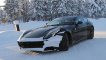 2016 Ferrari FF spy photo