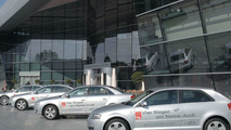 Audi Line-up at the 116th Audi AGM