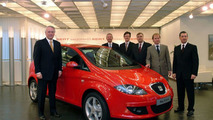 Seat Altea with Seat S.A. Board of Directors