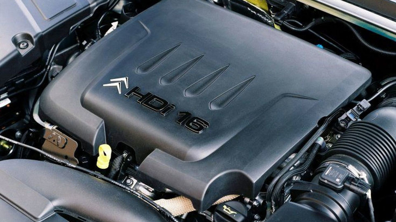 Citroen C5 New 2.2HDI Engine