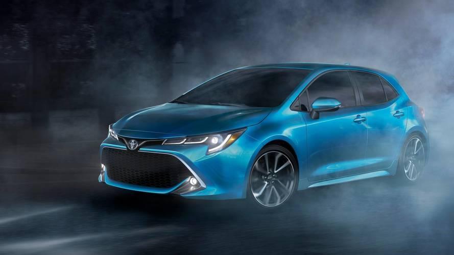 Novo Corolla hatch pode ganhar versão GR para encarar Golf GTI