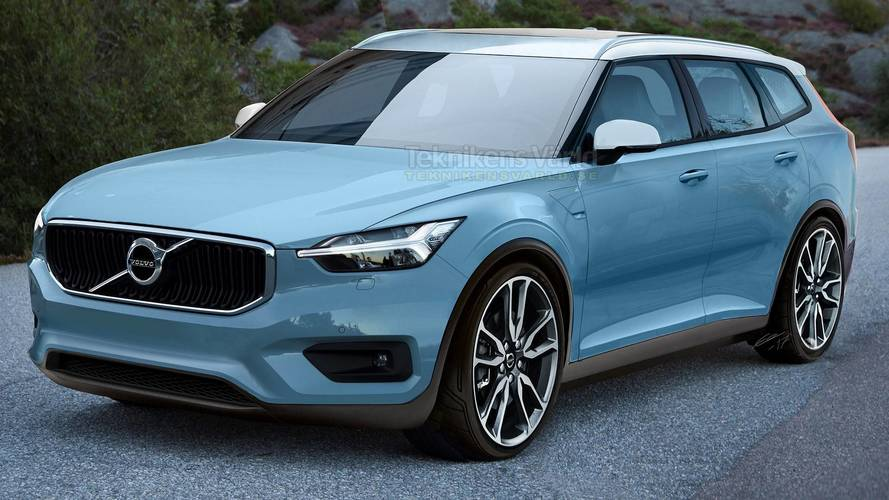 Volvo V40 Render Will Make You Fall In Love With Wagons Instantly