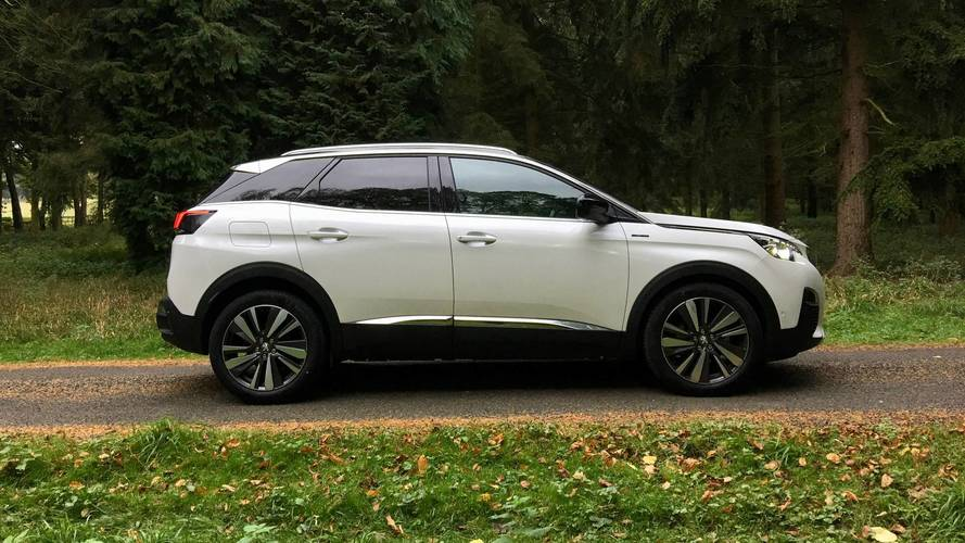Peugeot 3008 SUV 1.6 BlueHDi GT Line: Living with it
