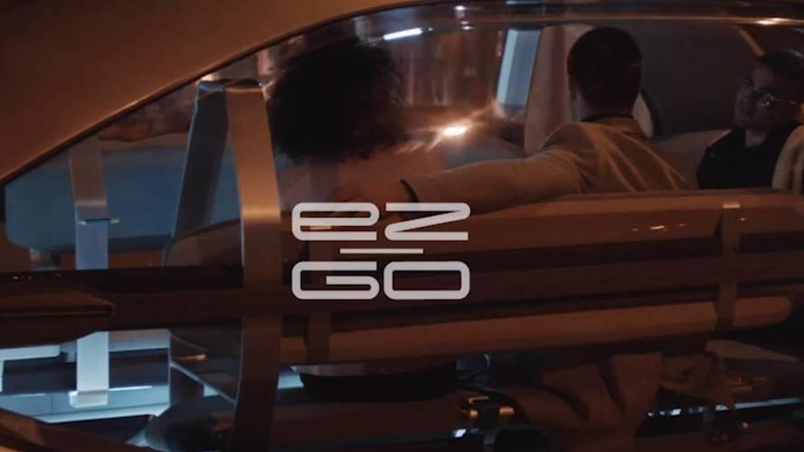 Renault tease l'EZ-GO, son nouveau concept attendu à Genève