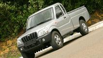 Mahindra Scorpio Two-door Pick-up truck