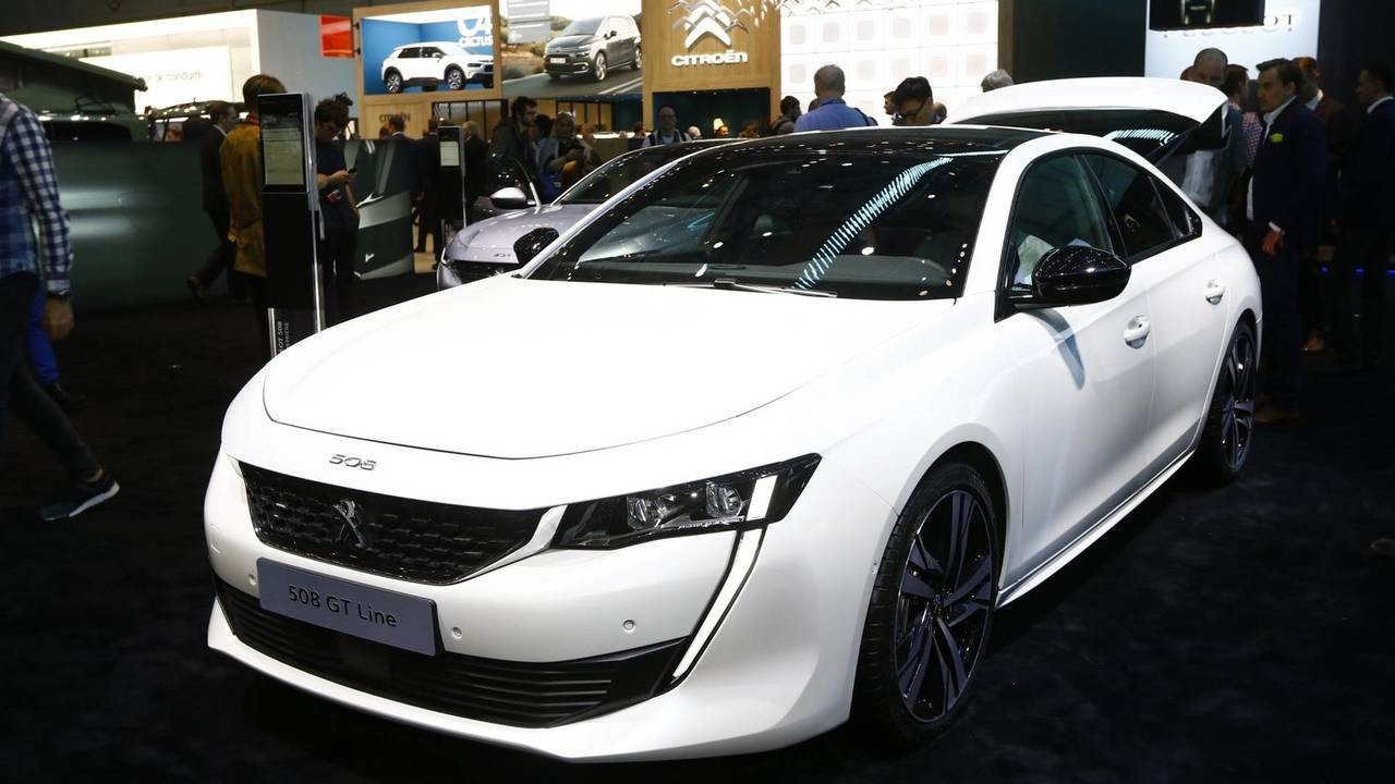 More Powerful Peugeot 508 To Have 270 Hp From 308 Gti S Engine