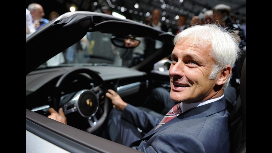 Volkswagen'de Yeni CEO'lar Açıklandı, Grup Yeniden Yapılanıyor