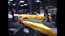 Mercedes SLK e Ducati Streetfighter: il giallo del Motor Show di Bologna 2011