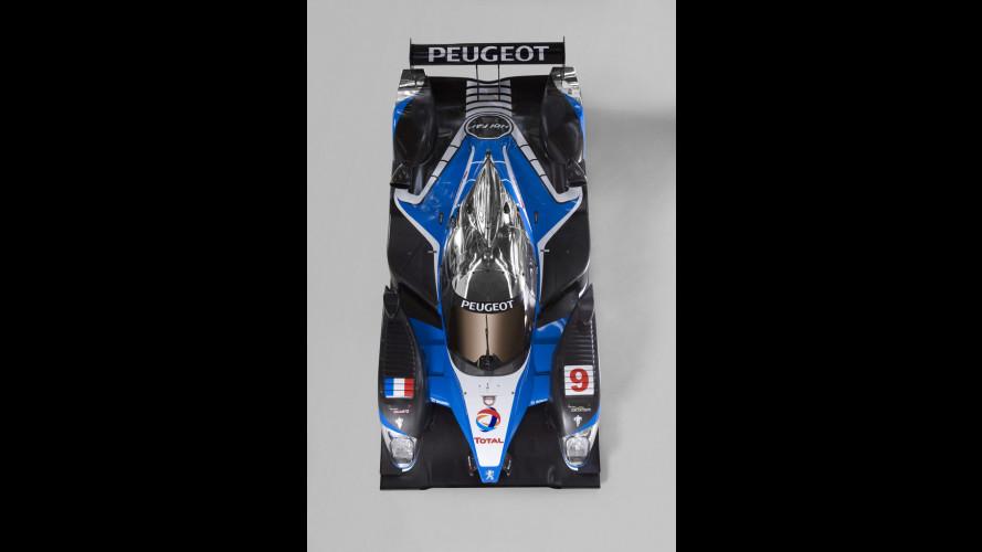 Peugeot punta alla 24 Ore di Le Mans