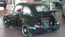 Modified Fiat 500