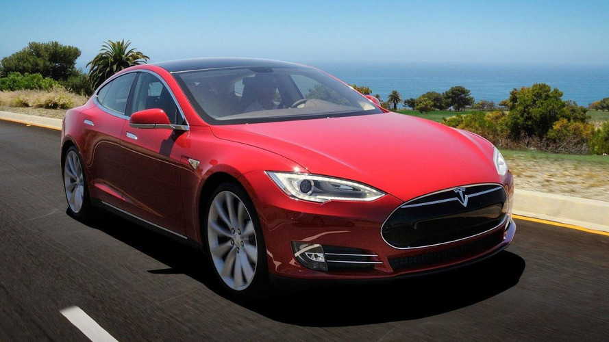 Tesla working on an all-wheel drive Model S - report