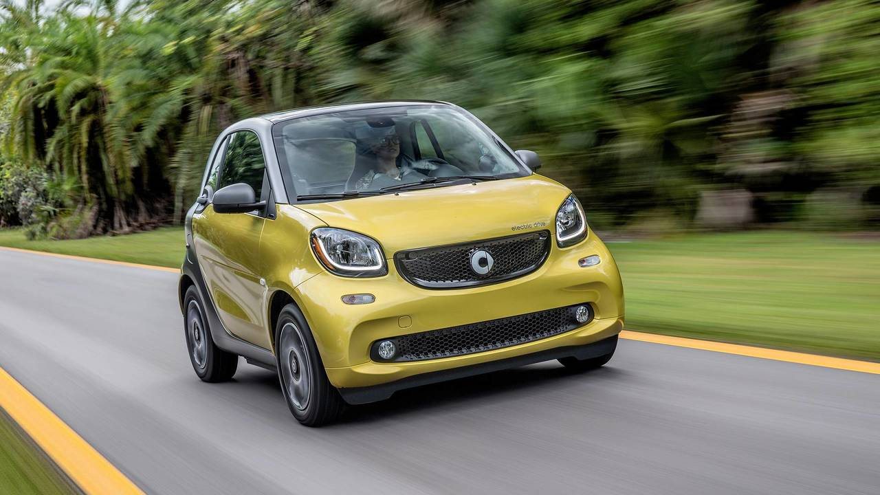 3. Smart ForTwo Electric Drive: $149 A Month
