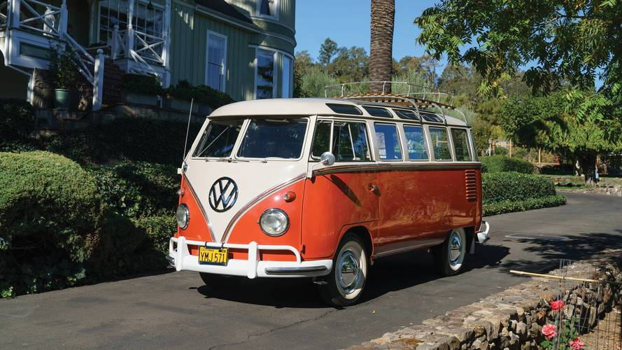 Volkswagen Microbus'ın 200,000 $'a satılacağı tahmin ediliyor