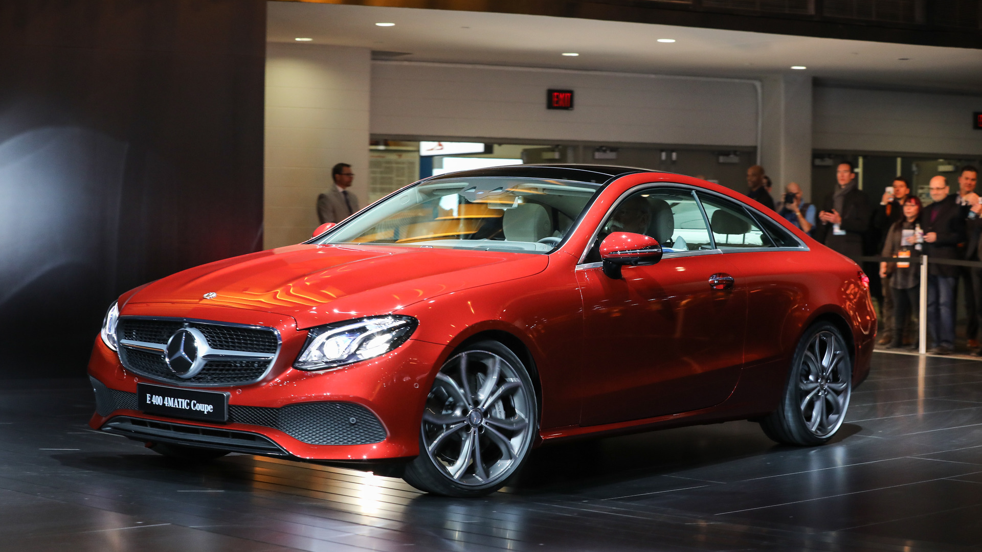 Start saving: Mercedes details E-Class Coupe pricing in ...