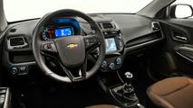 Chevrolet Cobalt exportação para o Chile