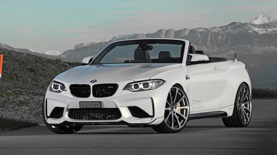 Enquanto a BMW não faz, preparadora mostra M2 Conversível
