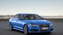 Audi A6 azul